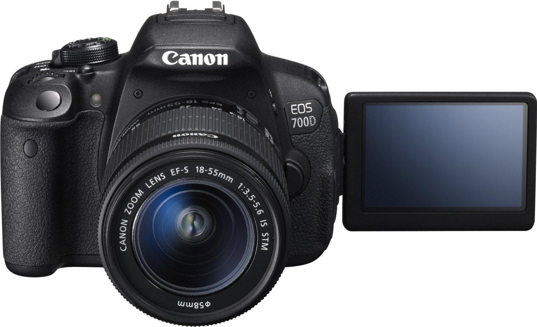 Canon 700D كاميرا مثالية لتصوير محتوى مرئي