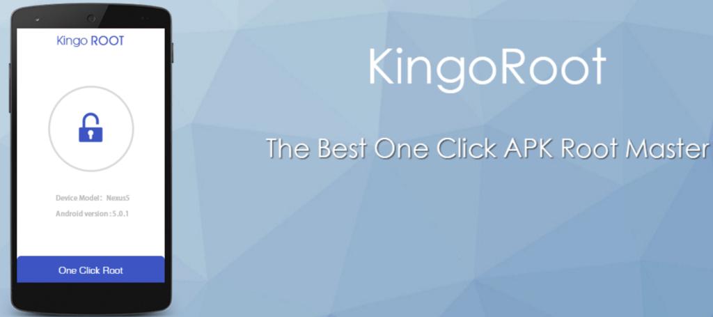 برنامج KingoRoot