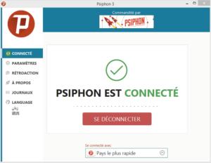 تطبيق PSIPHON